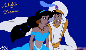 A Whole New World by MechEDisneyHokie