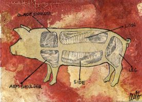 Meat ATC 1 -Pork- by OllieP