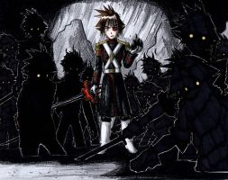 The Anti-Soras by LordCavendish