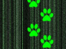 Fido in the Matrix by OrribleCabbage