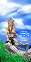 The Rest by ElyonBlackStar