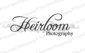 Heirloom Photography Logo by GothicAmethyst