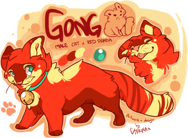 Gong by chirpeax