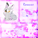 Roxanne ref by CaptainLaylie