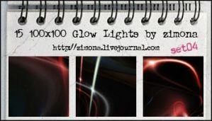 zimona glow lights set04 by zimona