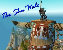 The Noble Shu-halo by D3L1GHT