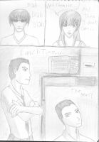 Zombie comic Page_2 by AniMaArtist