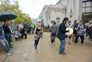 2014 Honk Festival, Chaotic Noise 21 by Miss-Tbones
