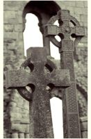 Celtic Cross1 by Second-Harvest