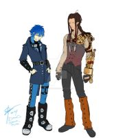 DMMD SteamPunk by The13th-Warrior