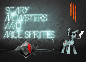 Scary Monsters and Nice Sprites by MyLittleRoseluck