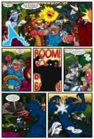 INVASION PAGE 5 by Eggplantm