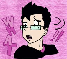 Markiplier 12~ WHAT!! snif.. by wilhelmblack1945