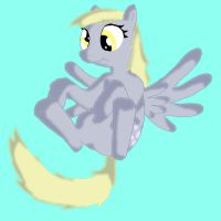 Derpy Hooves by Galgalgo