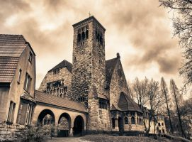 Another Lutherchurch by schlafengehen