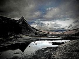 Wanlockhead: Lead Mine by Coigach