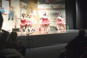 Dance Company Christmas Show,Santa's Tap Girls 10 by Miss-Tbones