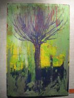 My tree by thorneater