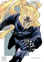 Ghost Rider by johnnymorbius