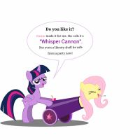 Twilight's New Toy by whispercannon