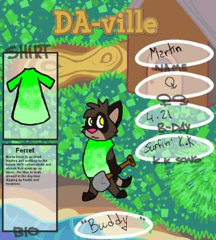 Da-Ville sheet 2 by StormLynx