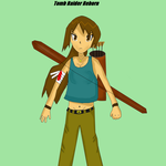 Tomb Raider Reborn: Contest by DarkJanet