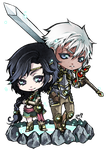 ::chibi for novemberbeetle:: by rann-poisoncage