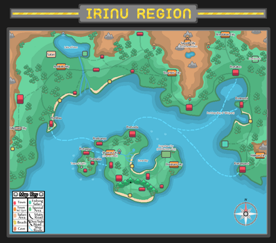 Irinu Region by DarthSuki