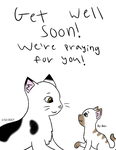 For Diane: Get well soon! by bevmouse