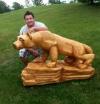 Nittany Lion by kissel71