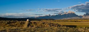 Photographing the Grand Tetons by noelholland