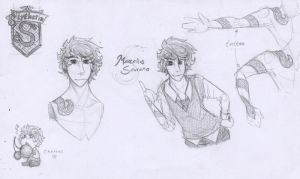 HP OC - Marcellus by Prushia