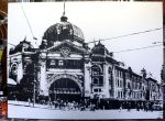 Flinder St Station by kirpy