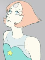 Steven Universe - Pearl by Kireikage