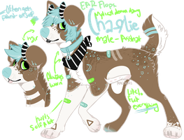 Charlie ref 2015 by LavendeI
