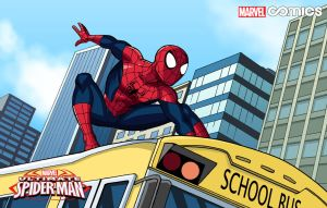 MU Ultimate Spider-Man Infinite 2 by LucianoVecchio
