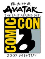 SDCC 2007 by Avatar-Crew