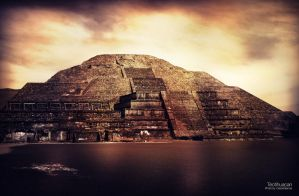Teotihuacan by SpectralCircle