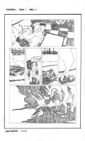 Fastback issue1 page2 pencils by zane-degaine