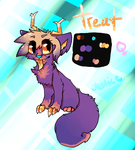 Treat Ref by xXToxicJellyBeanXx
