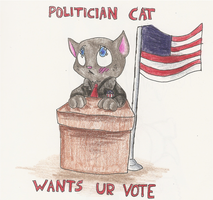 I Can Has Ballot? by Sammi-The-FF-Freak