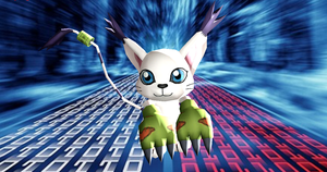 Gatomon by Valforwing