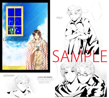APH -- Good morning -- Doujins Preview by aphin123