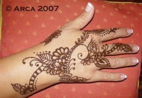 melissa mother henna by arcanoide