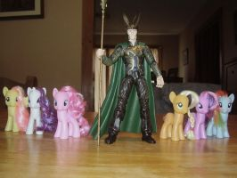 I Have an Army... by FaerydaeMaurelle