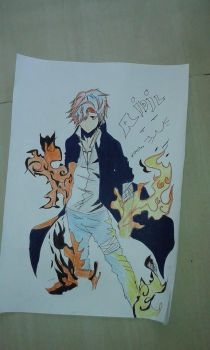 latest drawing ^^ by aidini