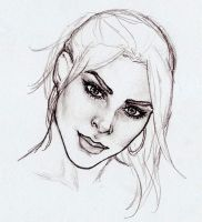 Billie Piper by InAbsentia