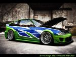 Honda CRX Fast and Furious by x-tomi