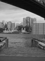 Old wharf by JolanthusTrel