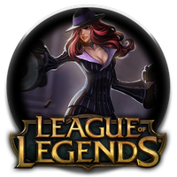 Mafia Miss Fortune Icon by DudekPRO